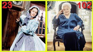 36 Actors Still Living Aged 89-104