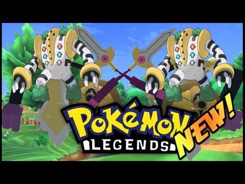Pokemon Legends - How To Get Regigigas