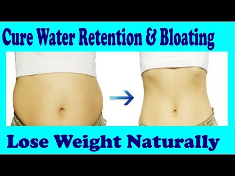 Natural remedies for water retention and bloating, Home Remedies for Water Retention