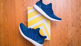 3f39715888c4d Adidas Ultra Boost 3.0 by Parley for the Oceans Review and On Feet