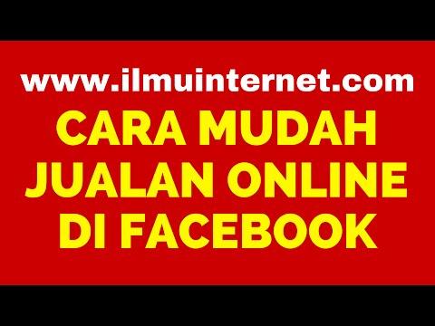 3228 B2AE PIN BB | Cara Jualan Online di Facebook | Cara Membuat Toko Online di Facebook