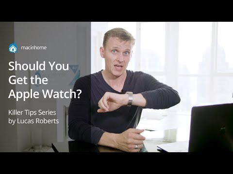 Should You Get an Apple Watch? | Macinhome