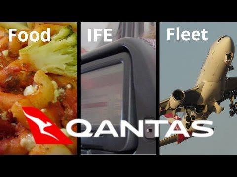 What is it Like Flying: QANTAS DOMESTIC?