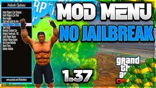 NEW] PS4 GTA 5 1 37 Mod Menu Online/Offline + Download (GTA
