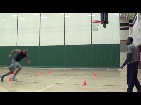 Pro Basketball Training - Brandon Bush (Euro-league Pro)