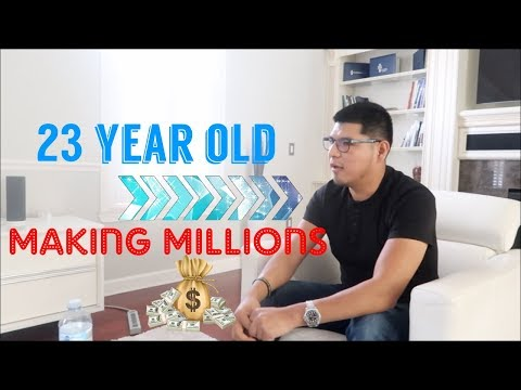 This 23 Years Old Making Millions With Shopify Ecommerce