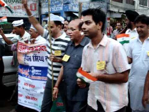 jankygarg - indian fighting against corruption.MPG