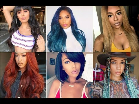 25 Dyed Hairstyles For Black Women That Will Blow Your Mind