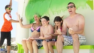 Total Waterpark Craziness!!
