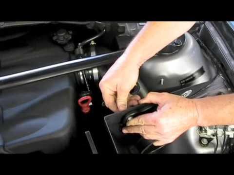 BMW E46 M3 AFE Magnum Force Intake Installation