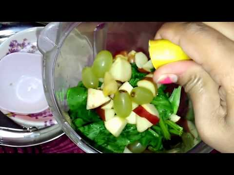 Palak Juice_Green Juice