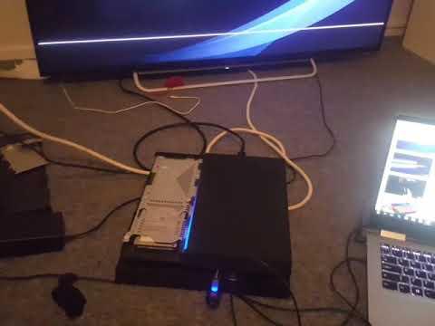 PS4 Safe-Mode (file-ERROR **-****-*) USB