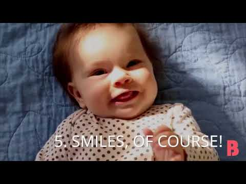 10 Signs Baby Likes You