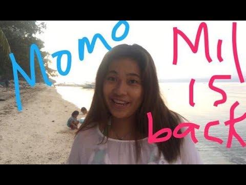 Momo Beach Panglao Island Bohol   Trip ni Rey x Mil