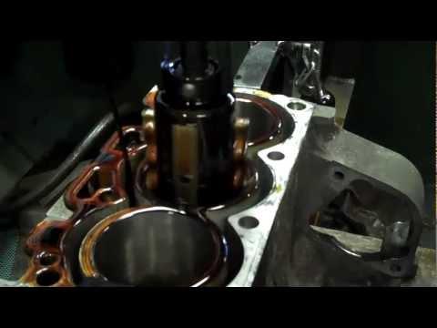 Engine rebuild  Smart 600cc LG Motorenrevisie Amsterdam