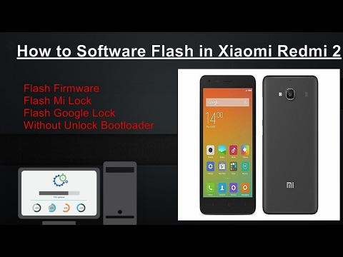 How to upgrade miui 9 in redmi 2 fastboot & dead mode