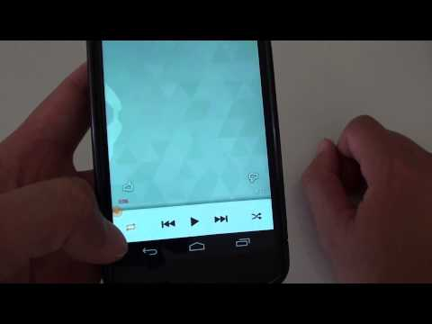 Google Nexus 4: How to Enable/Disable Repeat for a Song on Play Music