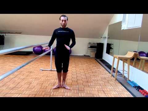 Leg Strengthening Exercise! Ballet Muscle
