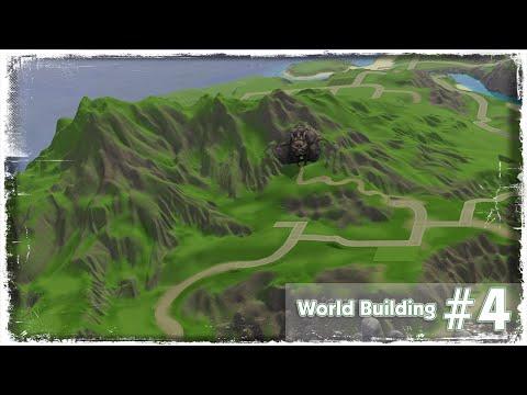 The Sims 3: World Building - Beach building