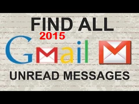 How To Find Unread Mails In Gmail In Telugu