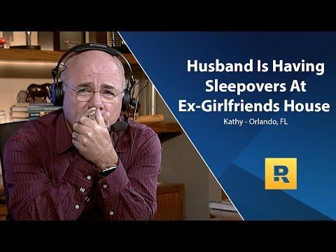Husband Is Having Sleepovers at Ex-Girlfriend's House