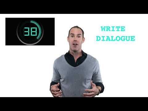 Sixty Second Script School: The 30-Day Screenplay