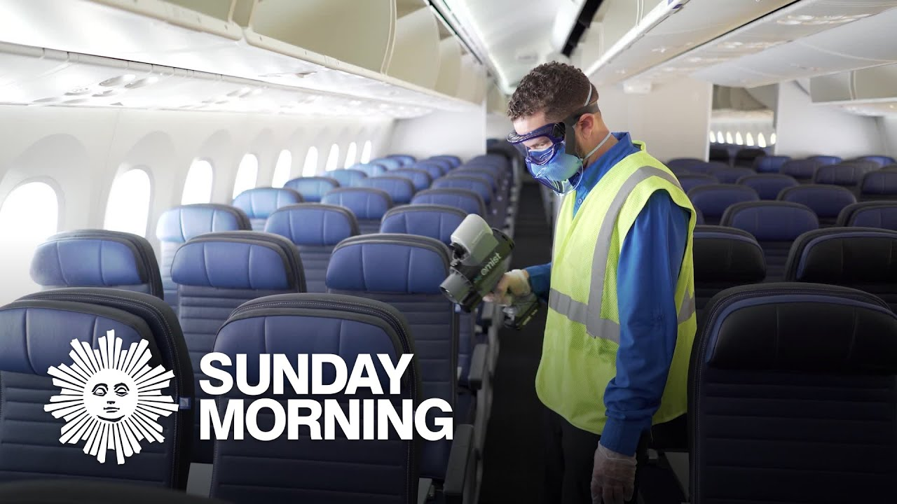 The travel industry copes with coronavirus