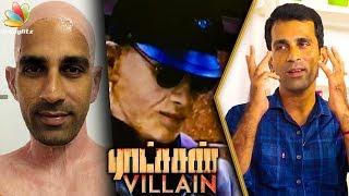 Pain & Suffering Behind My Makeup : Ratsasan Villain Saravanan Interview | Yasar, Christopher.