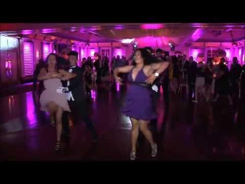 Jennifer and Ivan's Wedding Flash Mob