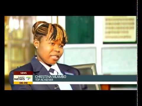 Top matric achievers views on how tough the exams were