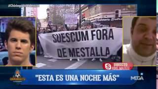 Kike Mateu da la cara tras la tensa situación del Valencia