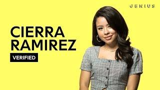 "Cierra Ramirez ""Bad Boys"" Official Lyrics & Meaning | Verified"