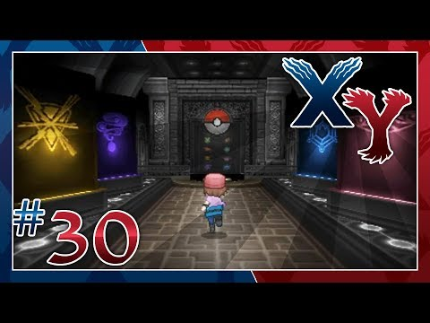 Pokémon X and Y Walkthrough - Part 30: Victory Road & Vivacious Rivals
