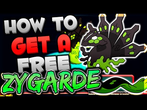 GET A FREE ZYGARDE IN POKEMON ORAS/XY | ZYGARDE Event Tutorial!
