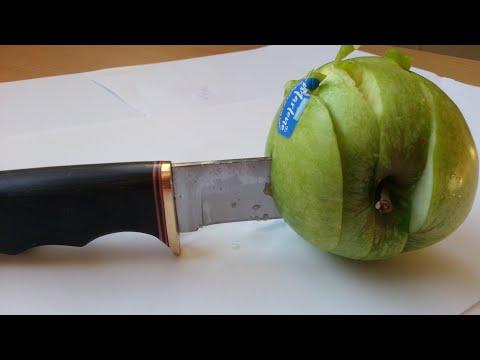 Destruction Test: Kayoba Bushcraft Knife