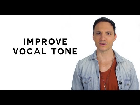 Improve Your Vocal Tone Today