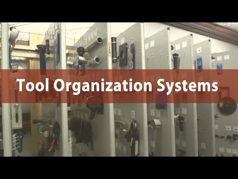 Tool Organization Systems | 888-245-0050 | Special Tool Organization
