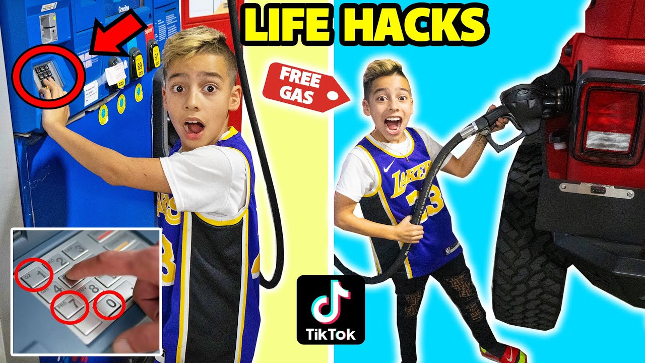 We Tested VIRAL TikTok LIFE HACKS... (OMG!!) *Part 3* | The Royalty Family