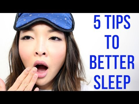 HOW TO: Fall Asleep Fast!