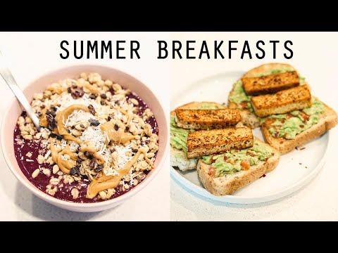 Easy Vegan Summer Breakfast Ideas | Liv B