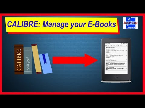 Calibre: Transfer all your ebooks to Kindle