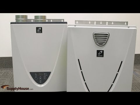Takagi T-H3J, T-H3S, and T-H3 Condensing Tankless Water Heaters