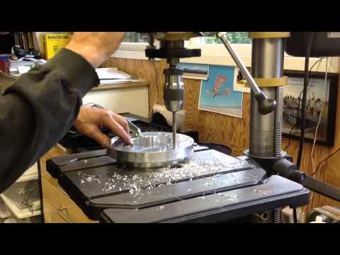 drilling aluminum