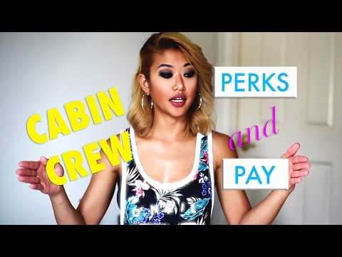 Cabin Crew Pay and Perks