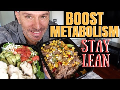 2 Ways To Improve Metabolism | Boost Metabolic Rate