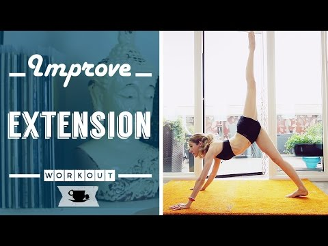 Improving Developpes and Leg Extensions for Ballet and Dance | Lazy Dancer Tips