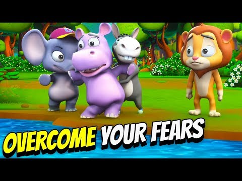 Download MP3 overcome your fears moral stories by granny ep15 season 2 woka english