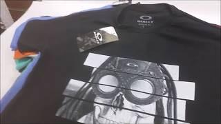 Camisetas e Camisas Quiksilver oakley rip curl billabong hurley ( varejo e Atacado)