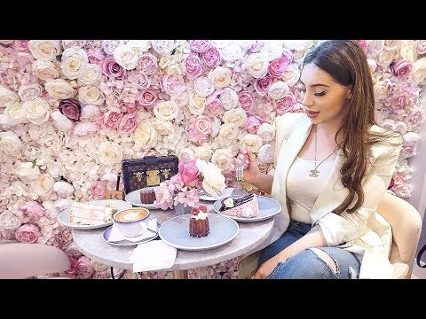 A Day Out In London- Chanel, Fendi, Dior & Elan Cafe 🌺