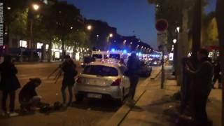 Parigi, spari sugli Champs-Élysées: torna la paura terrorismo